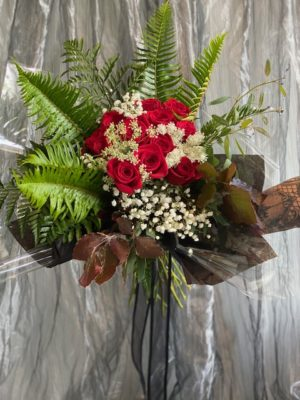 Roses Hand-Tied