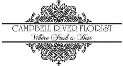Campbell River Florist Logo